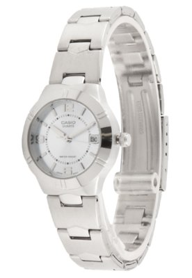 Relógio Casio LTP1241D2ADF Prata