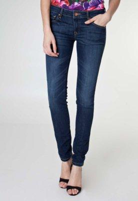 Calça Jeans Skinny MNG Barcelona Uptown8 Azul