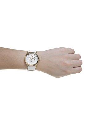 Relógio Curve Branco/Dourado - Puma