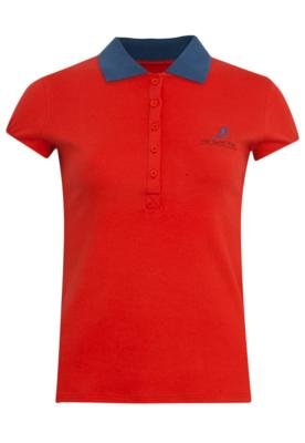 Camisa Polo The Yacht Week Vela Vermelha