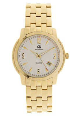 Relógio Ana Hickmann AH28697H Dourado