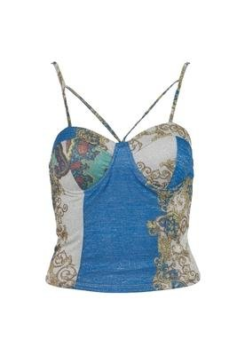 Blusa Petit Glam Azul - Sommer