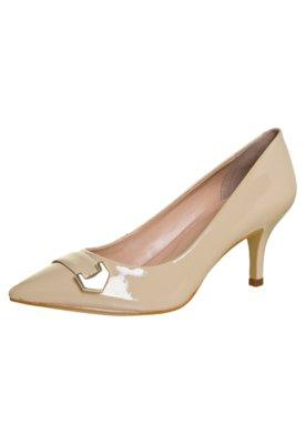 Sapato Scarpin FiveBlu Set Bege