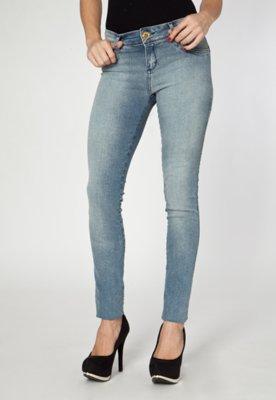 Calça Jeans Lança Perfume Skinny Very Low Azul