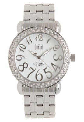 Relógio Dumont SW25180 Prata