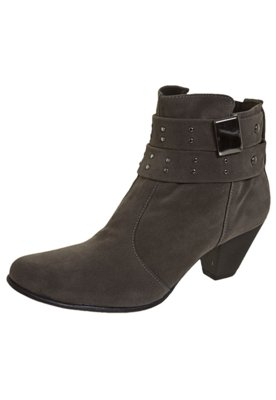 Ankle Boot FiveBlu Tachas Cinza