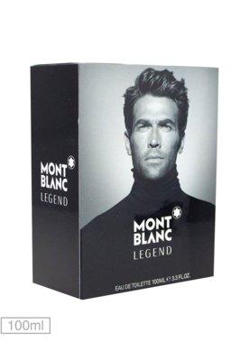 Eau de Toilette Legend 100ml - Perfume - Montblanc
