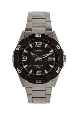 Relógio Casio MTP-1292D-1AVDF Prata