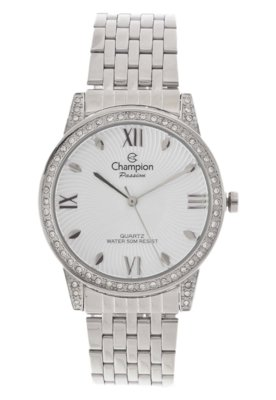 Relógio Champion CN28964Q Prata