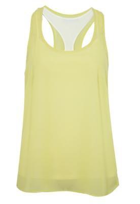 Blusa Shop 126 Refresh Amarela
