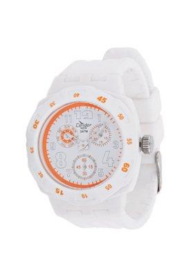 Relógio Condor KZ45090Y Estilos Branco