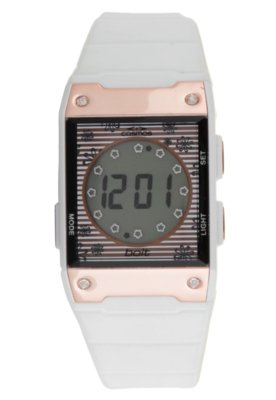 Relógio Cosmos OS48612B Branco
