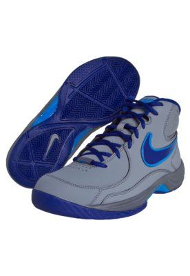 Tênis Nike The Overplay VII Cinza