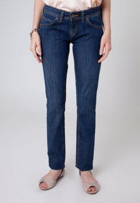 Calça Jeans Lee Skinny 101 One Azul
