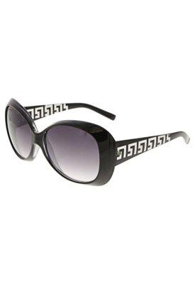 Óculos Solar Pink Connection Luxurious Preto