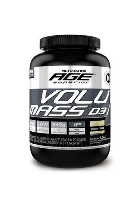 Suplemento Nutrilatina AGE Volu Mass D3 Age Vanilla Cream 15...