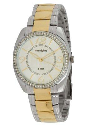 Relógio Mondaine 78139LPMEBS2 Prata