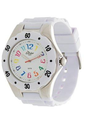 Relógio Condor KZ45116B Branco