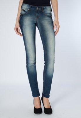 Calça Jeans Colcci Katy Metales Azul