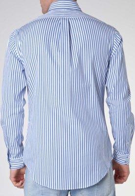 Camisa Ralph Lauren Custom Listrada - Polo Ralph Lauren