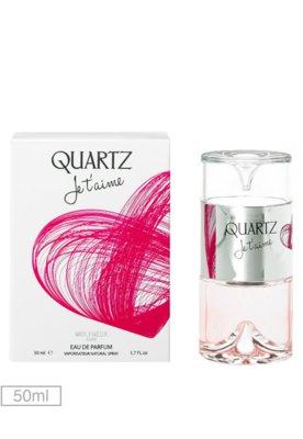 Eau De Parfum Molyneux Quartz Je T'Aime 50ml - Perfume