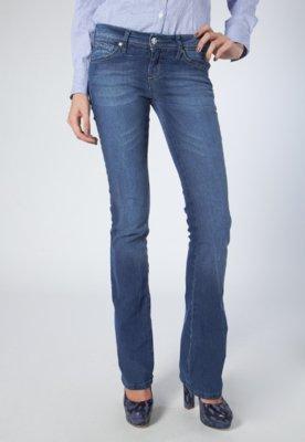 Calça Jeans Raquel Reta Clean Style Azul - Forum