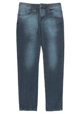 Calça Jeans Urgh Basic Reta Azul