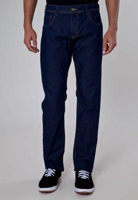 Calça Jeans Pier Nine Reta Free Azul
