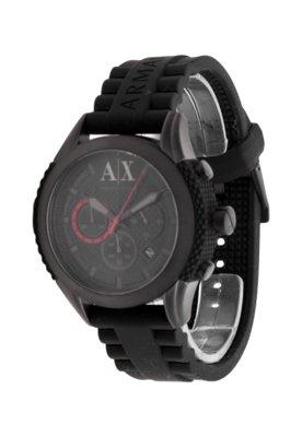 Relógio UAX1212Z Armani Exchange Preto