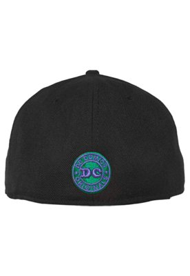 Boné New Era 59Fifty DC Comics Coringa Preto
