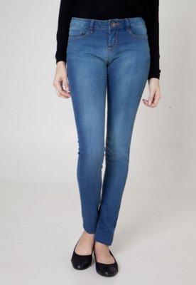 Calça Jeans TNG Skinny Clara Azul