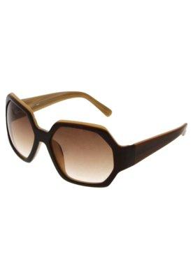 Óculos de Sol Anna Flynn Tuesday Marrom