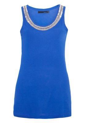 Blusa Canutilho Azul - Dress to