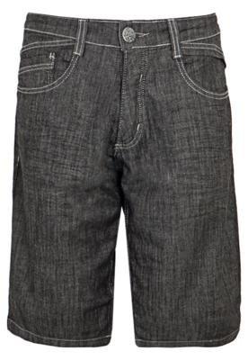 Bermuda Jeans Casual Cinza - Pier Nine