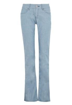 Calça Forum Jeans Flare Silvia Clean Azul