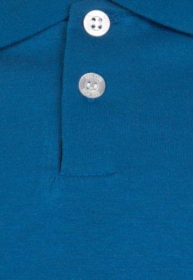 Camisa Polo Milon Casuality Azul