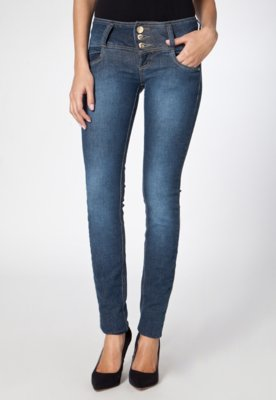 Calça Jeans Tina Colcci Fashion Azul