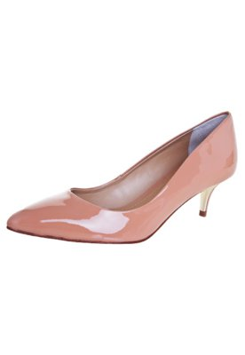 Sapato Scarpin My Shoes Class Nude