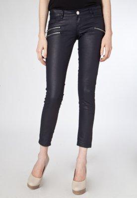 Calça Jeans Sawary Skinny Lady Azul
