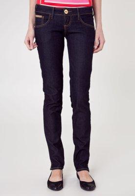 Calça Jeans Coca-Cola Clothing Skinny Elástica Valena Azul...