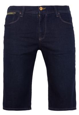 Bermuda Jeans Lee Darrem Azul