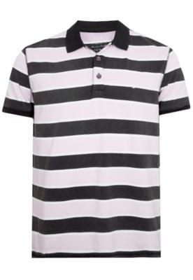 Camisa Polo Ellus Torrance Listra