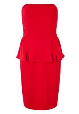 Vestido MNG Barcelona Suzie Vermelho