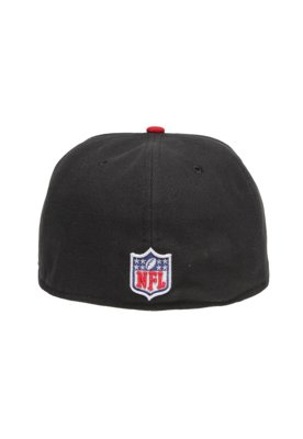 Boné New Era 59Thirty NFL Evergreen Atlanta Falcons Team Co...