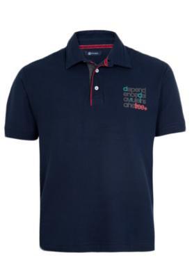 Camisa Polo Mandi Free Azul