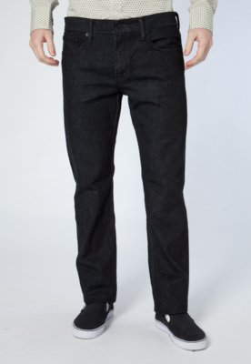 Calça Jeans Levis 513 Universal Preta