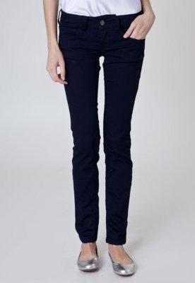 Calça Jeans Colcci Skinny Low Azul