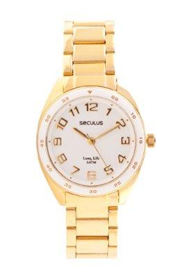 Relógio Seculus 28205LPSBDA1 Dourado