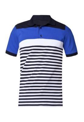 Camisa Polo Ellus 2ND Floor Venice Azul