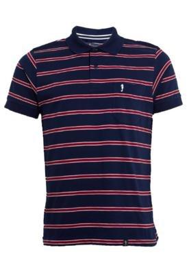 Camisa Polo Pier Nine Azul